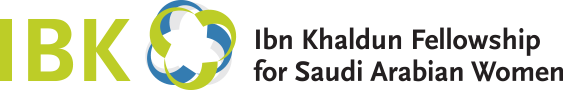 Ibn Khaldun Fellowship for Saudi Women logo